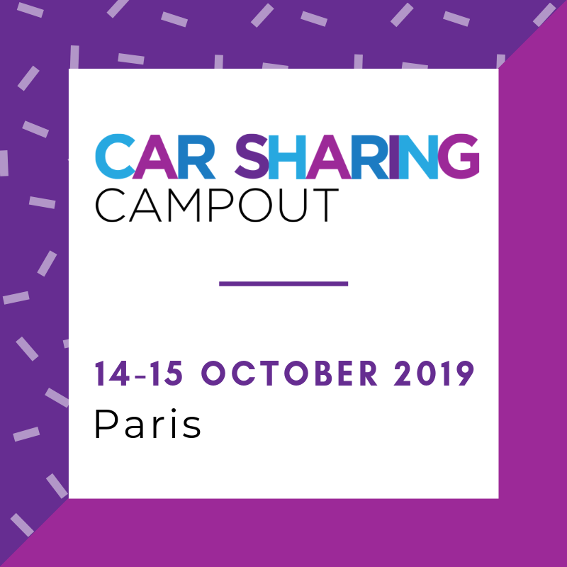 PRESS RELEASE – Car Sharing Innovation Camp to Jump-Start City Programmes